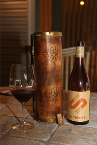 Sunesys Wine Bottle