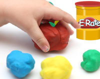 E-rate Play Doh Apple